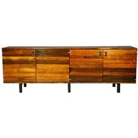 brazilian rosewood cabinet by jorge zalszupin for l'atelier by jorge zalszupin