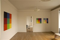 installation view by richard paul lohse