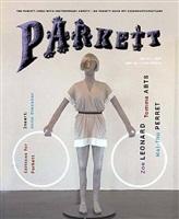 parkett, no 84 collaborations: tomma abts zoe leonard mai-thu perret isbn 978-390758244-2 $32.00