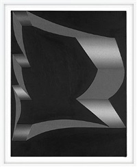 untitled (uto) (edition for parkett 84) by tomma abts
