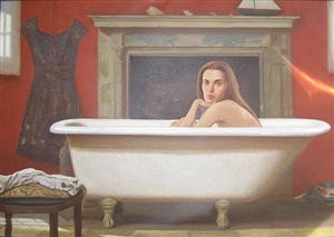 landlord's daughter by bo bartlett