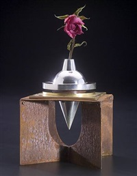 bud vase #7 by curtis lafollette