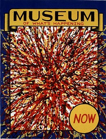 museum of what's happening now by roger brown
