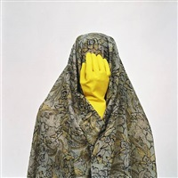 untitled from the like everyday series by shadi ghadirian