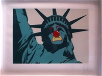 liberty by d*face