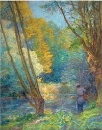 fly fishing by robert william vonnoh