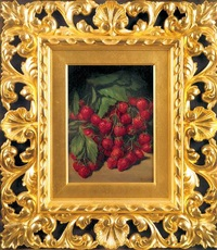 strawberries by george henry hall