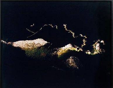 nightwalk - valley of rocks #1 by tim knowles