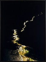 nightwalk - valley of rocks #2 by tim knowles
