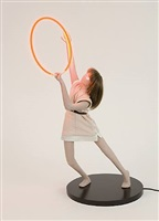 a portable apocalypse ballet (red ring) paden (edition for parkett 84) by mai-thu perret