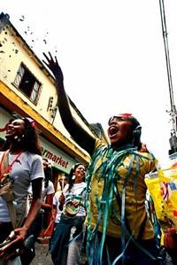 bloco de carnaval da mare, 2009, # 2 by davi marcos