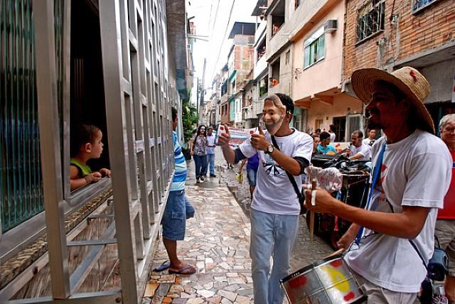 bloco de carnaval da mare, 2009, # 3 by davi marcos