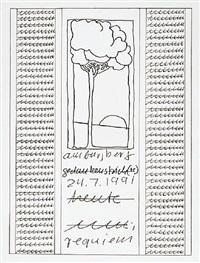 serigraphie, aus portfolio