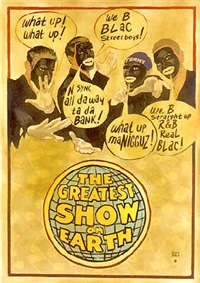 (forever free) the greatest show on earth by michael ray charles