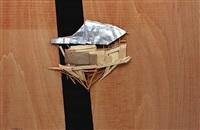 tree hut in basel, plan 2 by tadashi kawamata