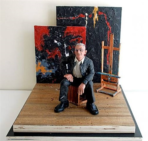clyfford still by joe fig