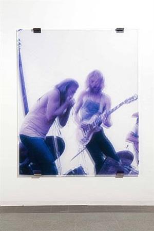 rockeurs by jean-marc bustamante
