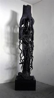 Stumps, Roots, Boxes, 2007