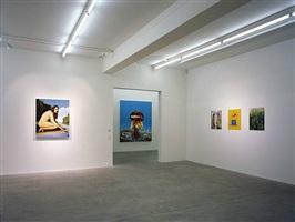 exhibition view galerie eva presenhuber 2007 by verne dawson