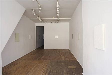 'luminous room' installation view 2