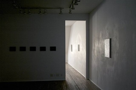 'luminous room' installation view 3