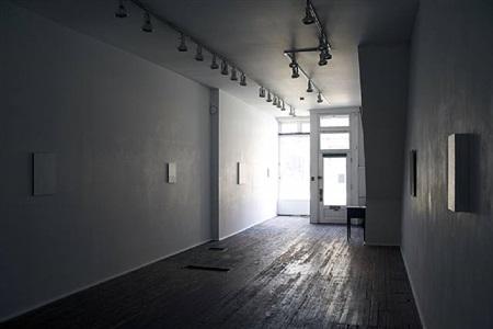 'luminous room' installation view 4