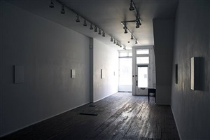 'luminous room' installation view 4