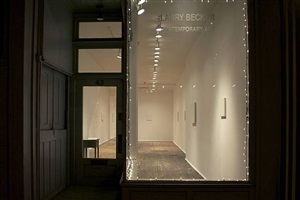 'luminous room' installation view 5