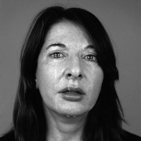 happy christmas by marina abramovic