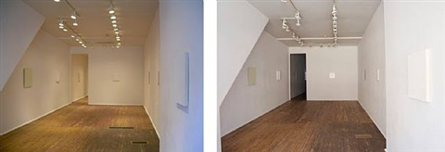 luminous room installation view