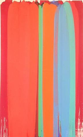 reflections vi: reds, blues & greens by john bainbridge copnall