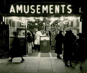 london amusements by emil otto hoppé