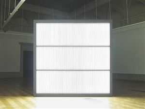 the sound of silence by alfredo jaar