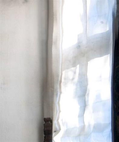 o.t. (blaues kreuz) by stefan hunstein