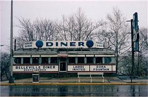 belleville diner by john baeder