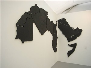 untitled 22 (the arab world) by marwan rechmaoui