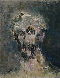 self portrait by karel dierickx