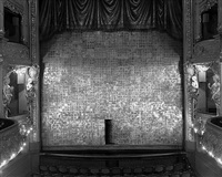 fire curtain, athénée theatre louis jouvet, paris by matthew pillsbury