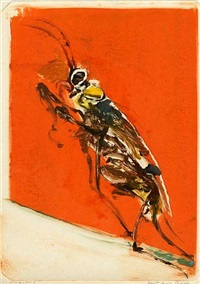 insect iii by robert andrew parker