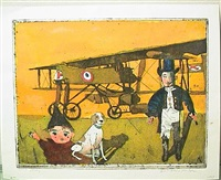 "the voisin ""aero-chir"" and dolls by robert andrew parker"