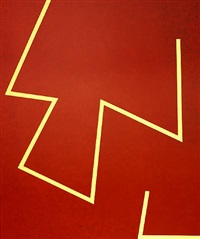 vespertine yellow (abendgelb) by bernd damke
