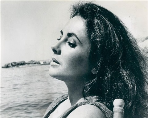 elizabeth taylor by unknown