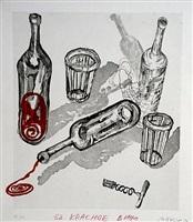 red wine (rotwein) by maxim karlovitch kantor