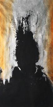 untitled (head) by richard hambleton
