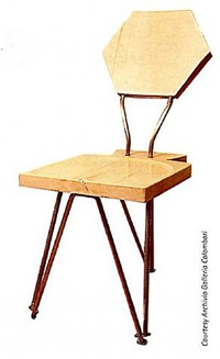 valdostana chair by carlo mollino