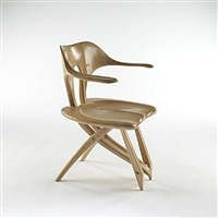 gaudì chair by carlo mollino