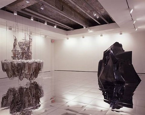 installation view by lee bul