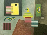 composition no. 280 by werner drewes