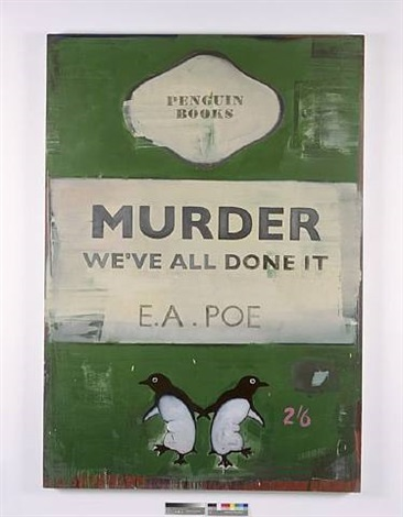 murder - we've all done it by harland miller
