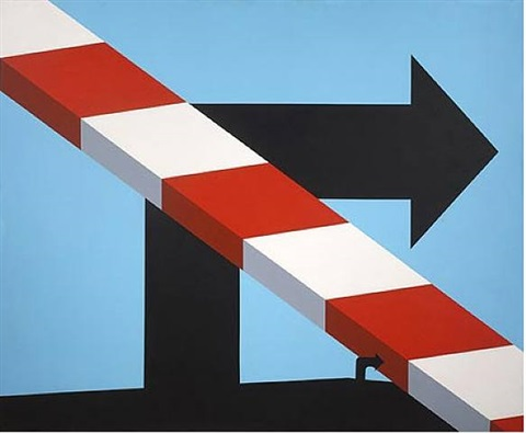 untitled by allan d'arcangelo